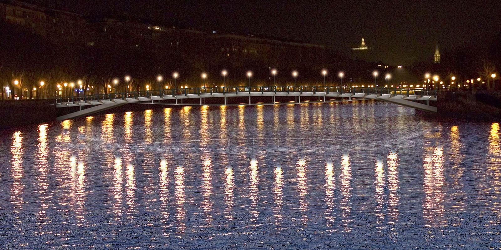 Quinto puente San Sebastian