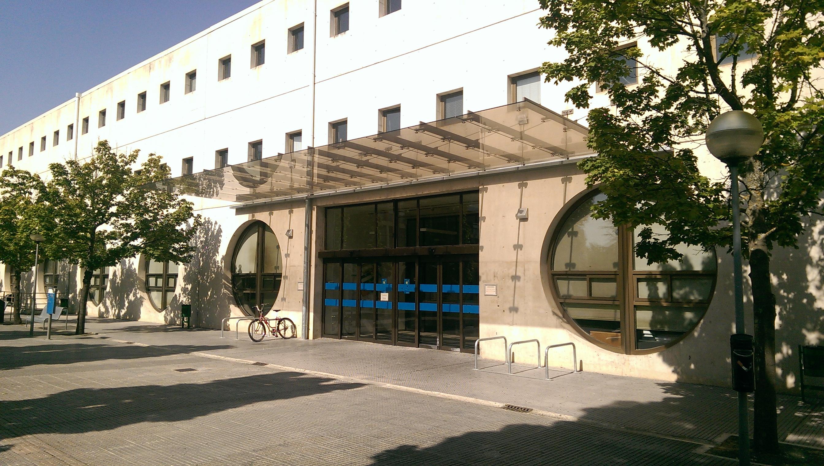 Marquesinas Biblioteca